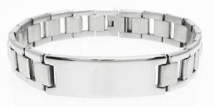 【送料無料】ブレスレット アクセサリ― ステンレス825リンクbracelet free engravingstainless steel 825 mens personalized fancy link bracelet free engraving
