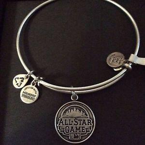 【送料無料】ブレスレット アクセサリ― アレックスブレスレットシルバーalex and ani allstar charm with bracelet silver nwt