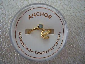 【送料無料】ブレスレット アクセサリ― アレックスアンカーリングラップkゴールドプレートalex and ani anchor ring wrap adjustable14k gold plate