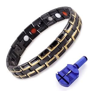 【送料無料】ブレスレット アクセサリ― energy power scalar quantum bracelet anti emf magnet1**therapy** 4energy power scalar quantum bracelet anti emf magnet the