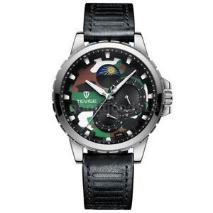 【送料無料】ブレスレット アクセサリ― ステンレススチールトップブランドtevise t815a stainless steel watch wrist watch top brand luxury quartz u8w6