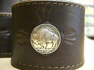 【送料無料】ブレスレット アクセサリ― ハンドメイドアメリカワイドレザーカフブレスレットジッパーコンパートメントhandmade usa 2 wide leather cuff bracelet men women hidden zipper compartment