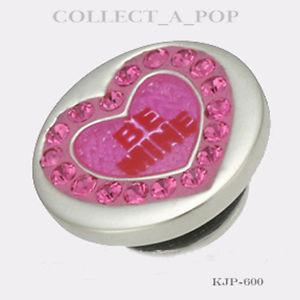【送料無料】ブレスレット アクセサリ― kameleonスターリングピンクlovepop jewelpop kjp600authentic kameleon sterling silver pink be mine lovepop jewelpop kjp600