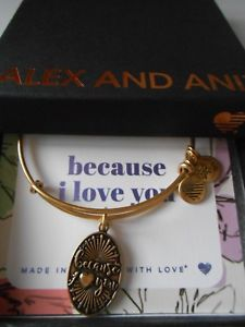 【送料無料】ブレスレット アクセサリ― アレックスアニbecause ilove you iiブレスレットrafaelianゴールドnwtbcalex and ani because i love you ii expandable wire bracelet rafaelian g