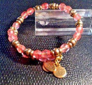 【送料無料】ブレスレット アクセサリ― アレックスビンテージローズクリスタルビーズラップブレスレットalex and ani vintage rose crystal beaded wrap bracelet rg