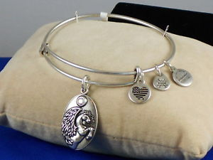 Sterling Silver 7 4.5mm Charm Bracelet With Attached Flying Pegasus Horse With Wings Charm