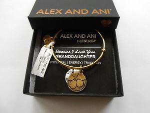 【送料無料】ブレスレット アクセサリ― アレックスアニgranddaughterブレスレットrafaelian gold nwtbcalex and ani because i love you granddaughter bracelet rafaelian gold nwtbam