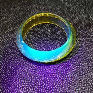 【送料無料】ブレスレット アクセサリ― メキシコブレスレット60mm hot natural mexican blue amber fluorescent brine tangent plane bracelet 60mm
