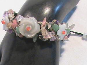 【送料無料】ブレスレット アクセサリ― マクラメブレスレットmacrame bracelet