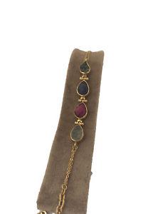 【送料無料】ブレスレット アクセサリ― トルコハンドメイドラピスブロンズブレスレットturkish handmade jewelry duruzit lapis jade quartz bronze bracelet 226