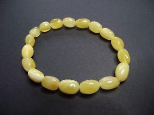 【送料無料】ブレスレット アクセサリ― バルトブレスレットnatural baltic amber bracelet
