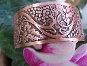 【送料無料】ブレスレット アクセサリ― インチカフブレスレットワイドインチwomens 7 inch copper cuff bracelet cb4646c2 1 inch wide