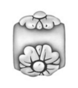 【送料無料】ブレスレット アクセサリ― フラワーシルバーミントリンクlovelinks flower link tt228 in silver mint