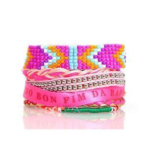 【送料無料】ブレスレット アクセサリ― ブラジルブレスレットクラスプマグネットbrazilian bracelet trend clasp magnetic 7 12in