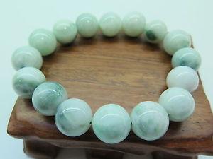 【送料無料】ブレスレット アクセサリ― ライトシアンビーズブレスレットヒスイブレスレットlight cyan smooth jade beads bracelet jade bracelet xlee