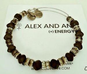 【送料無料】ブレスレット アクセサリ― アレックスオニキスロシアブレスレットalex and ani onyx russian silver expandable bracelet retired