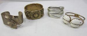 【送料無料】ブレスレット アクセサリ― レトロカフブレスレット4 retro cuff bracelets