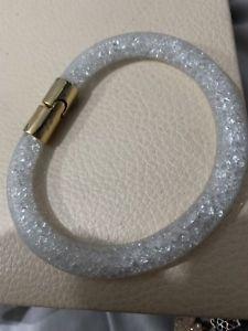 【送料無料】ブレスレット アクセサリ― スワロフスキースターダストブレスレットgenuine swarovski stardust bracelet