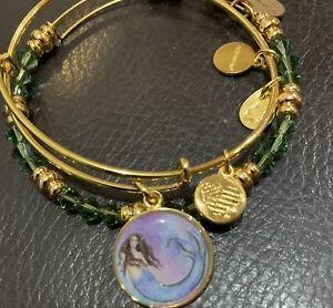 【送料無料】ブレスレット アクセサリ― アレックスセットマーメイドブレスレットalex and ani art infusion setmermaid 2 bracelets