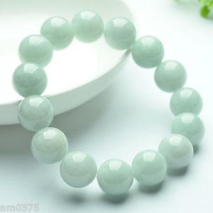 【送料無料】ブレスレット アクセサリ― ブレスレットミリブレスレットpure nature chinese a grade jadejadeite bracelet perfect 12mm besds bracelet