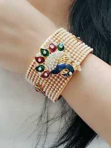 【送料無料】ブレスレット アクセサリ― ハンドメイドデザイナーブレスレットhigh quality handmade designer bracelet ip33248