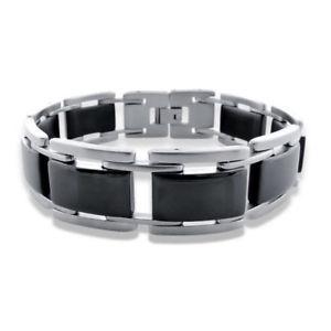 【送料無料】ブレスレット アクセサリ― ステンレススチールメンズカフブレスレットstainless steel mens cuff bracelets