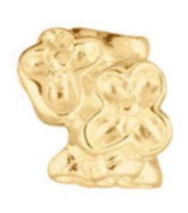 【送料無料】ブレスレット アクセサリ― ゴールドプレートシルバーpastiche lovelinks flowers gold plate silver tt082g