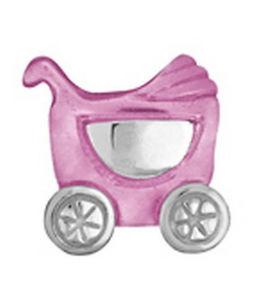 【送料無料】ブレスレット アクセサリ― エナメルシルバーリンクピンクテミントlovelinks by pastiche enamel pram silver link pink girl te045pk mint