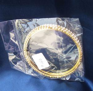 【送料無料】ブレスレット アクセサリ― クリスタルブレスレットcrystal bracelets set of 2 very lovely