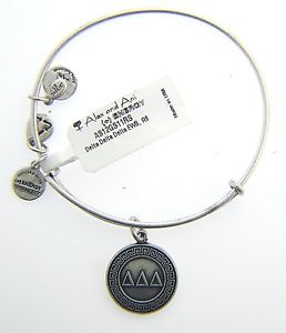 【送料無料】ブレスレット アクセサリ― アレックスデルタデルタデルタneu alex and ani delta delta delta charm armreif mit silber verzierung 155