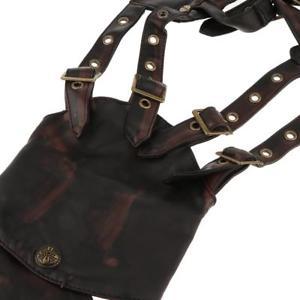 【送料無料】ブレスレット アクセサリ― レトロレザーアームウォーマーボレロショールブレスレットretro steampunk leather arm warmer bolero shawl bracelet for women men