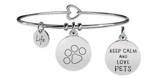 【送料無料】ブレスレット アクセサリ― ブレスレットスチールペットyoung adult bracelets steel family pet 231574
