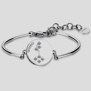【送料無料】ブレスレット アクセサリ― ブレスレットチャクラサインbrosway, bracelet chakra, star sign scorpio bhk18,
