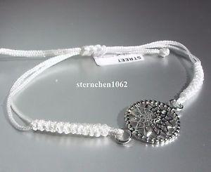 【送料無料】ブレスレット アクセサリ― ブレスレットホワイトスターoriginal dreamcatcher bracelet * steel * textile white * star *