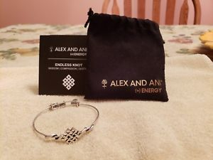 【送料無料】ブレスレット アクセサリ― アレックスノットalex and ani endless knot horizontal braceletpre owned very good condition