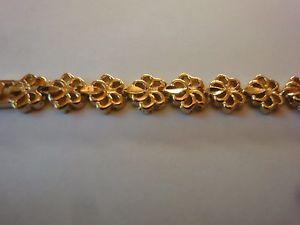 【送料無料】ブレスレット アクセサリ― フラワーデザインファッションゴールドレディースブレスレットflower design fashion gold ladies bracelet lb29