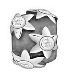 【送料無料】ブレスレット アクセサリ― リンクシルバーミントpastiche lovelinks stars with cubic zironia link silver mint tt326cz