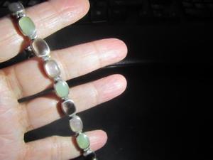 【送料無料】ブレスレット アクセサリ― スターリングシルバーブレスレット925 sterling silver multigemstone bracelet must see