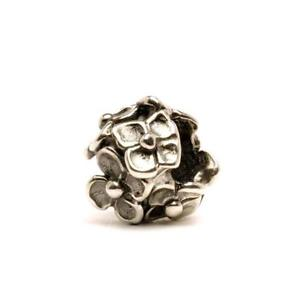 【送料無料】ブレスレット アクセサリ― オリジナルビーズシルバーアジサイtrollbeads original beads silver hydrangea tagbe 10047