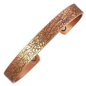 【送料無料】ブレスレット アクセサリ― セルジオカフブレスレットヴィンヤードsergio lub magnetic cuff bracelet magnetic vineyard small