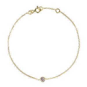 【送料無料】ブレスレット アクセサリ― ブレスレットローズゴールドピンクシルバーボックスlatelita small delicate bracelet rose gold pink silver cz bridesmaids gift boxed