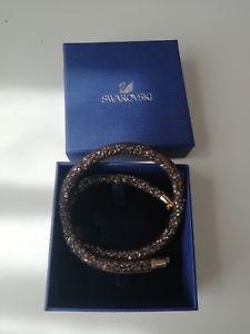 【送料無料】ブレスレット アクセサリ― スワロフスキースターダストブレスレットゴールドgenuine swarovski stardust bracelet gold