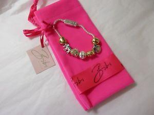 【送料無料】ブレスレット アクセサリ― ビビブレスレットbibi bijoux charm bracelet