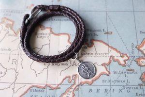 【送料無料】ブレスレット アクセサリ― セントクリストファーブレスレットst christopher bracelet