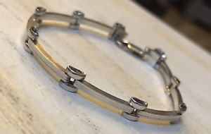 【送料無料】ブレスレット アクセサリ― silpadaスターリングブレスレットb0822 binaroリンク725silpada sterling silver bracelet b0822 binaro bar hinge link fits 725 wrist