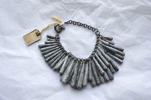 【送料無料】ブレスレット アクセサリ― ブランドブレスレット*stunning brand * allsaints spitalfields arouet brass bracelet