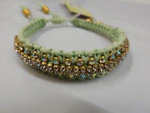 【送料無料】ブレスレット アクセサリ― バラゴンザレスブレスレットrose gonzales woven bracelet rgc302 vanessa seafoam