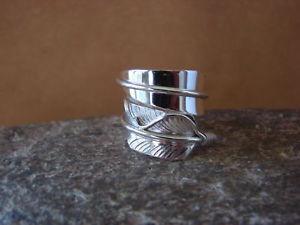 【送料無料】ブレスレット アクセサリ― ナバホメインアルジェントスターリングnavajo indien bijoux fait la main argent sterling plume bague, rglable