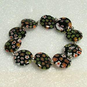 【送料無料】ブレスレット アクセサリ― listingladies pleasantbracelet genuine glass beads 925sterlingadjustable listingladies pleasantbracelet genuine glass bead