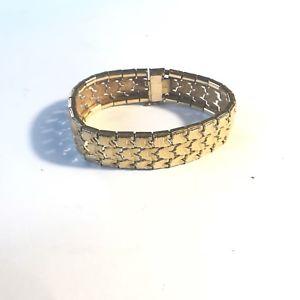 【送料無料】ブレスレット アクセサリ― メッキブレスレットbeautiful gold plated bracelet 50 years